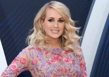 "Breakthrough: Carrie Underwood cheerful to be a piece of the ""Breakthrough"" movie soundtrack"