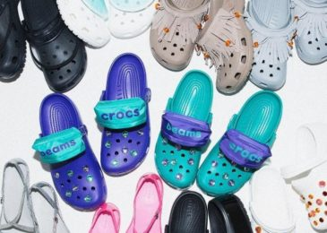 Crocs release much more frightfulness on the world with their bumbag shoes