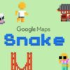 April Fool's Day: Google adds Snake diversion to Maps applications for April Fool's Day choke