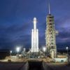 SpaceX's Falcon Heavy 'Arabsat 6A' Launch Set For April 7, 2019