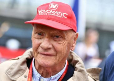 Niki Lauda: Three-time F1 World Champion, Dies At the Age of 70
