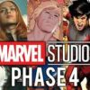 Marvel declares the first release date plans for MCU Phase 4