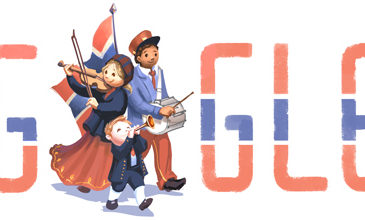 Syttende Mai: Google Doodle Celebrates Norway Constitution Day 2019, How the Country Celebrates National Holiday
