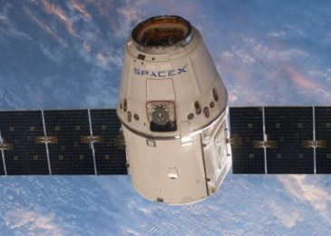 SpaceX Dragon: SpaceX delivered 5,500 lbs of cargo to the International Space Station today