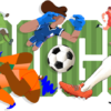 Women's World Cup 2019: Google celebrates the Eighth Edition of FIFA Women's World Cup 2019 with Doodle