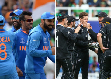 India vs New Zealand Live Score, ICC World Cup 2019: Rain threat looms large