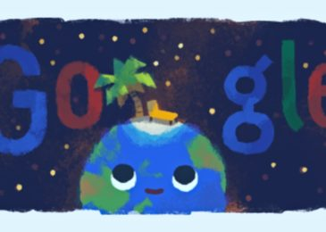 Summer Season, Northern Hemisphere : Google Doodle Marks Summer Solstice ,Start Of Summer In The Northern Hemisphere