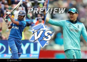 England vs Sri Lanka, Cricket World Cup 2019: Match Preview, Odds, Prediction, Match Details and Playing XI
