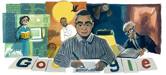 Ahmed Khaled Tawfik: Google Doodle Celebrates Egyptian Author and Doctor's 57th Birthday