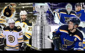 Stanley Cup Final 2019: St. Louis Blues Beat The Boston Bruins 4-1 In Stanley Cup Final