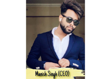 Meet World's Youngest Digital Entrepreneur & Personal Branding Expert aka Manish Singh