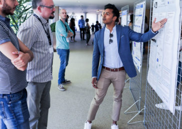 """Learn the """"ART OF GIVING"""" from Indrajeet Prasad – A NRI junior scientist is using Instagram to help Indian students find the best scholarship opportunities to study in Europe"""