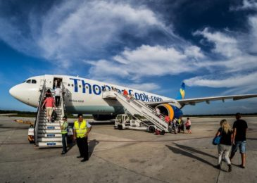 Thomas Cook clients in stun over flight costs
