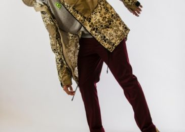 Jay Jay Joshua Wins Entrepreneur Award  In Amsterdam From His Clothing Line