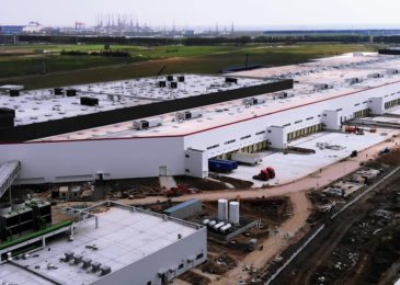 Tesla to begin Model 3 generation at Gigafactory 3 this month