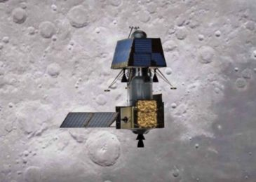 Indian Moon lander Vikram in NASA satellite finds rapid