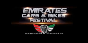 Banbouk had a Live Presentation About Motorcycle Safety at Emirates Bikes Festival