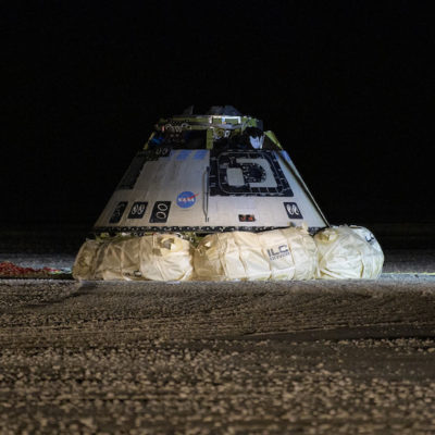 Boeing says careful testing would have gotten Starliner programming issues