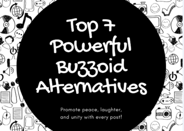 Top 7 Powerful Buzzoid Alternatives