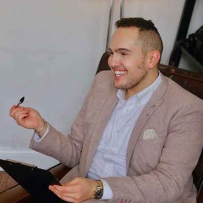 Interview with London based Dr. Ahmed El Muntasar