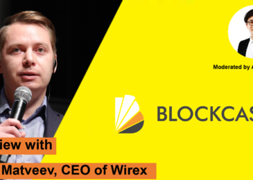 "Anndy Lian Interviews Pavel Matveev, CEO of Wirex: ""Our industry does not respect tradition — it only respects innovation."""