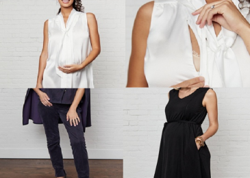 Emilia George–Finally, Sustainable clothing that elevates motherhood throughout pregnancy and beyond