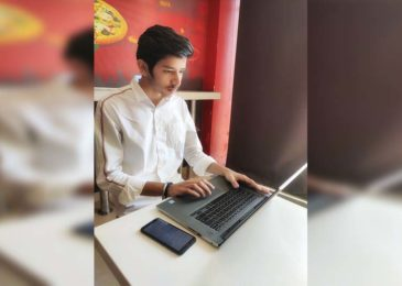 Ashish Balgotra, The Youngest InfoPreneur in the town