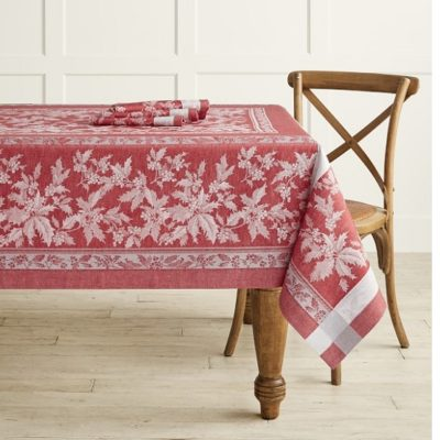 Why do you need to use beautiful tablecloths?