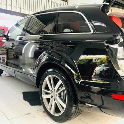 All about Ceramic Car Coating