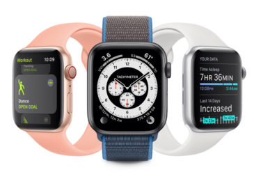 Announces Messages with the Siri to Apple Watch, and watchOS 7 adds the Battery Health Management