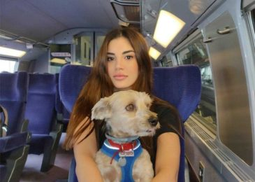 A beauty from the lands of Argentina, Olivia Molina & her expeditions with her dog, who is her favourite travel companion