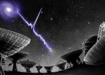 Space experts discover the main known ordinary pattern of fast radio blasts