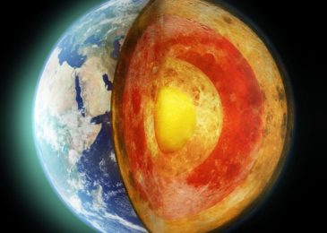Researchers Discover Surprise Structures Wrapped Around Earth's Core