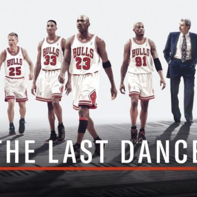 'The Last Dance' presently appearing on Netflix in U.S.