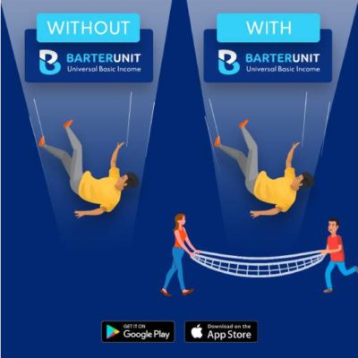BarterUnit – The New Income Distribution System and Universal Basic Income (UBI) Program, Gaining Worldwide Attraction
