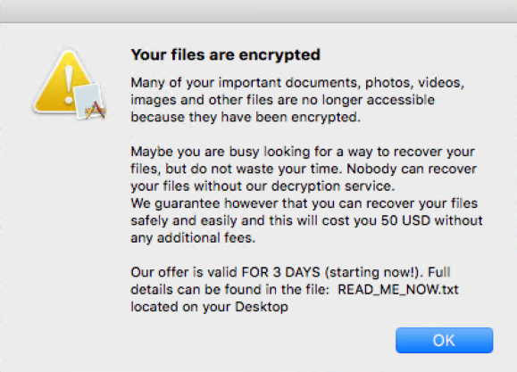 EvilQuest Ransomware Targeting Mac Users Through Pirated Apps