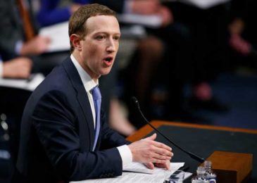 Facebook's failure to eliminate militia page sooner was an 'operational mistake' says Mark Zuckerberg