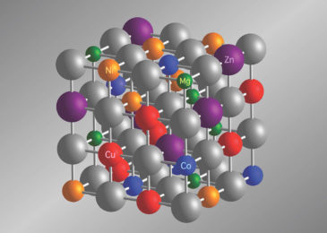 Researchers find new class of semiconducting entropy-stabilized materials