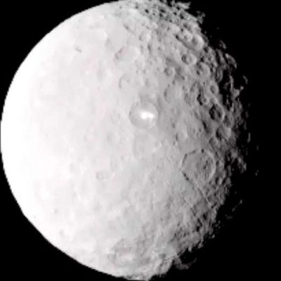 NASA spacecraft finds 'ocean world' below of surface of dwarf planet Ceres