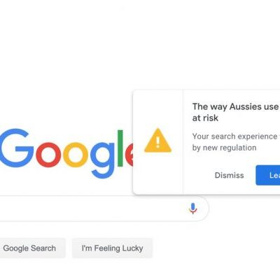 Google appeals directly to Australian clients against schemes to make it pay for news