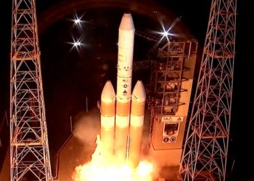 ULA dispatch of NRO satellite on hold after Delta 4 Heavy hot fire abort