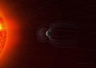 NASA Is Following a Vast, Expanding the Inconsistency in Earth's Magnetic Field