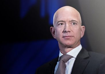 Amazon CEO Jeff Bezos is currently worth an whopping $200 billion