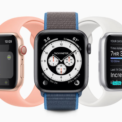 watchOS 7 is currently accessible to the public with sleep tracking, watch face sharing, more