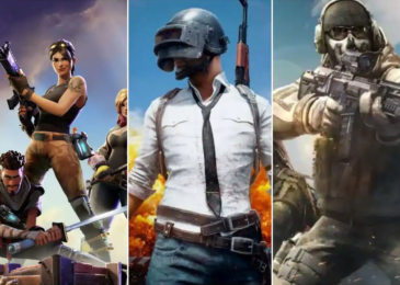 Top 5 alternative Games to PUBG Mobile in India