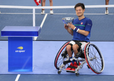 Japan's Shingo Kunieda Wins US Open Men's Wheelchair Title