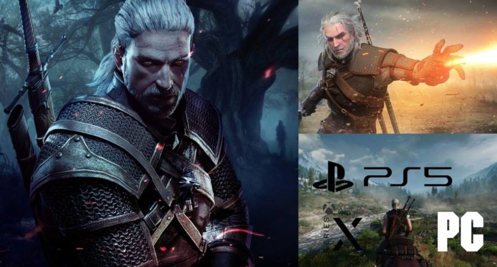 The Witcher 3 is Getting a Next-Gen Port