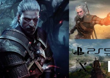 The Witcher 3 is arriving to PS5 and Xbox Series X