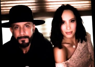 DWTS Partner Cheryl Burke and  Backstreet Boys' AJ McLean to Launch New Podcast
