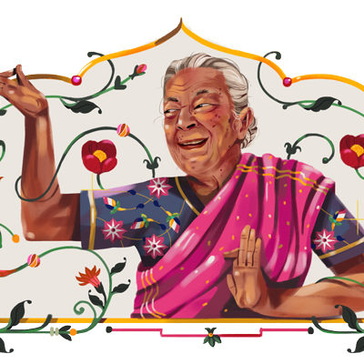 Google Doodle honors 'Zohra Segal' iconic Indian actress and dancer